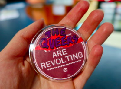 the queers are revolting